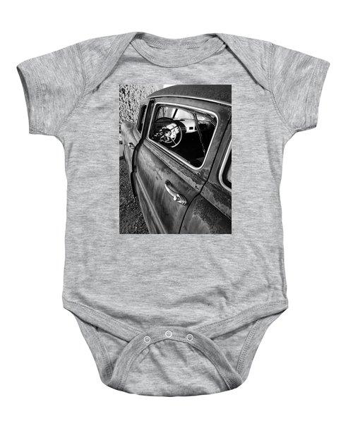 Ghost Driver Baby Onesie