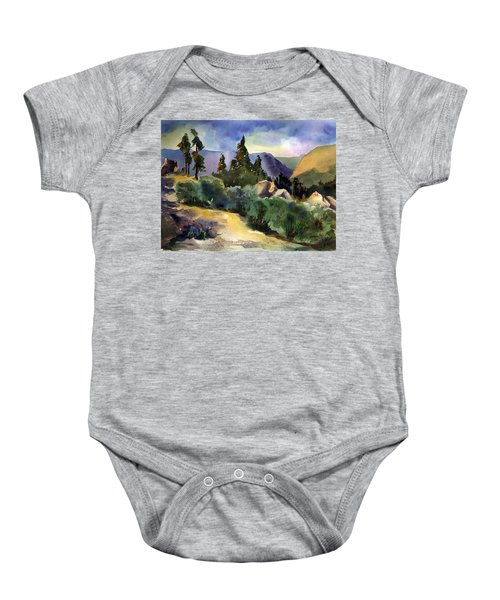 Giant Gap From Iron Point Baby Onesie