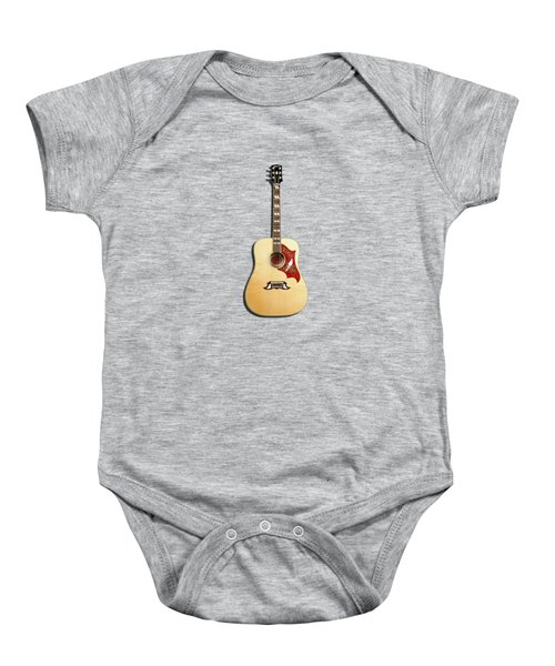 Gibson Dove 1960 Baby Onesie