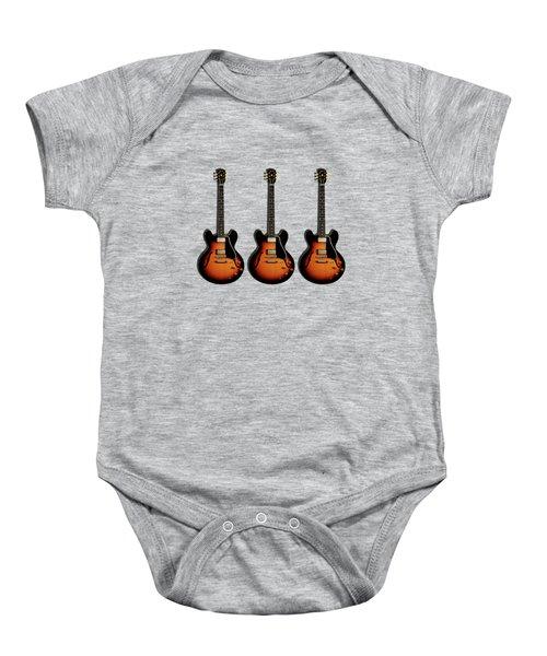 Gibson Es 335 1959 Baby Onesie