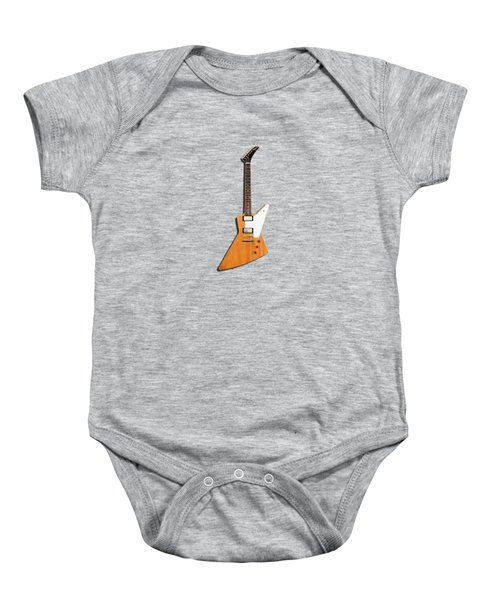 Gibson Explorer 1958 Baby Onesie