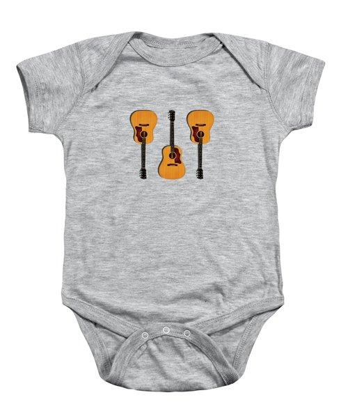 Gibson J-50 1967 Baby Onesie