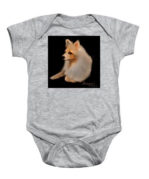 Ginger Baby Onesie