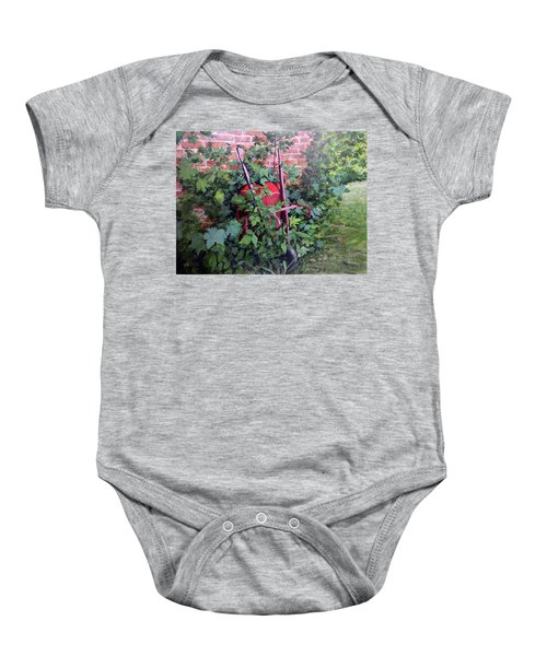 Give And Take Baby Onesie