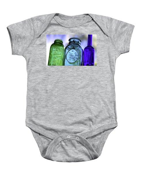 Glass Baby Onesie