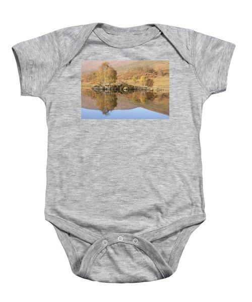 Glengarry Reflection Baby Onesie