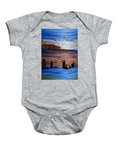 Global Care Be Aware Baby Onesie