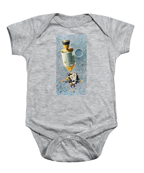 Go For Landing Baby Onesie