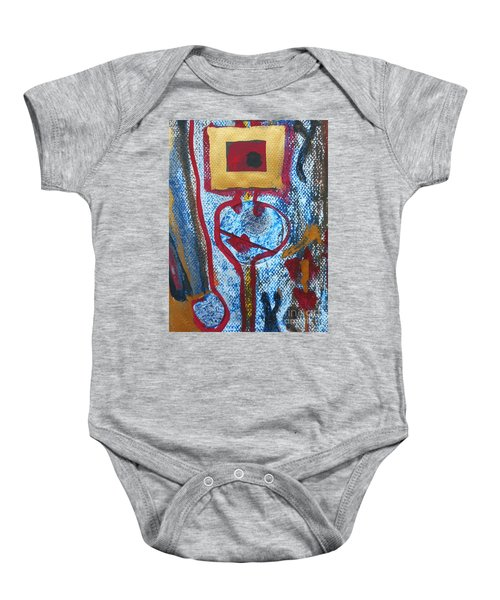 Golden Child-1 Baby Onesie