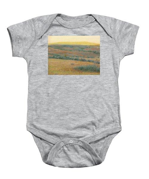Golden Dakota Horizon Dream Baby Onesie