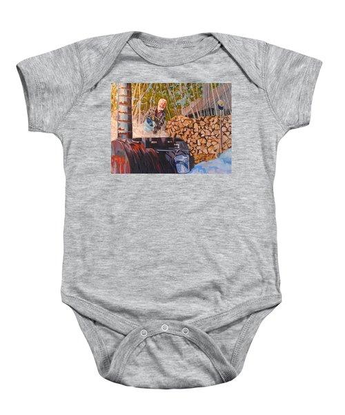 Gordon Baby Onesie
