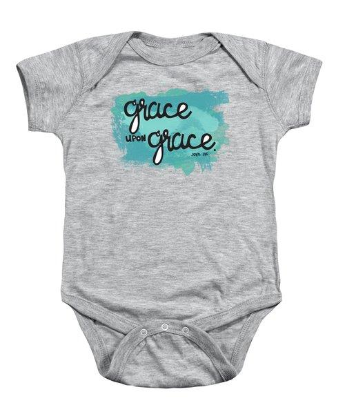 Grace Baby Onesie