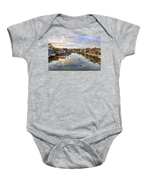Grand Canal Baby Onesie