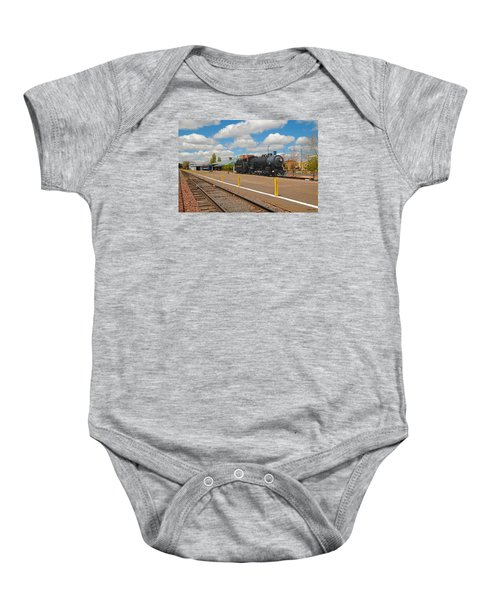 Grand Canyon Railway Baby Onesie