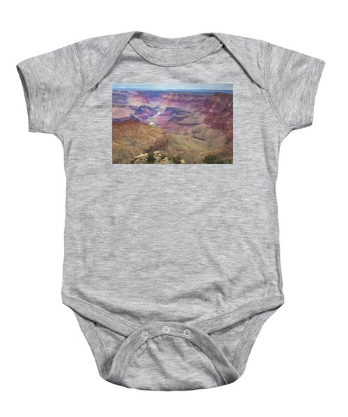 Grand Canyon Suite Baby Onesie