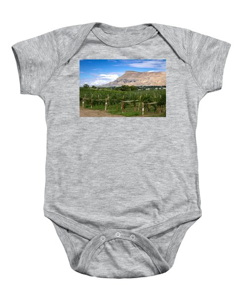 Grand Valley Vineyards Baby Onesie