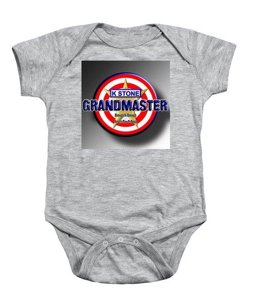 Grandmaster Baby Onesie