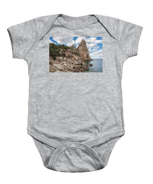 Great Rock Baby Onesie
