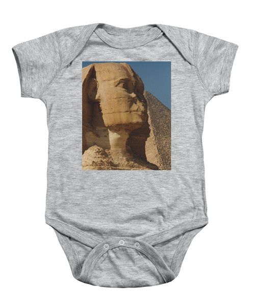 Great Sphinx Of Giza Baby Onesie