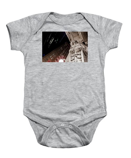 Greek God Baby Onesie