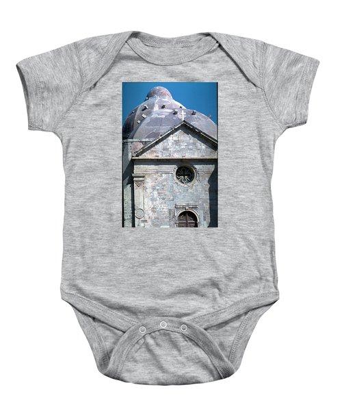 Greek Orthodox Church Baby Onesie
