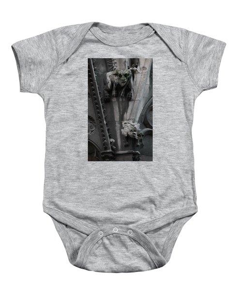 Griffons Baby Onesie