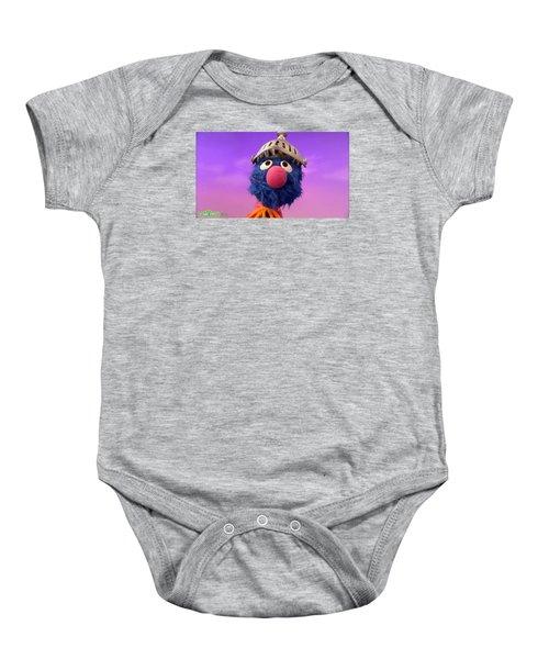 Grover Baby Onesie