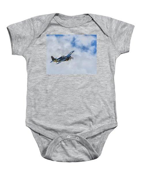 Grumman F4f Wildcat Baby Onesie