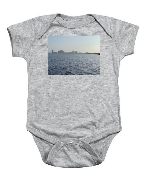 Gulf Shores Baby Onesie
