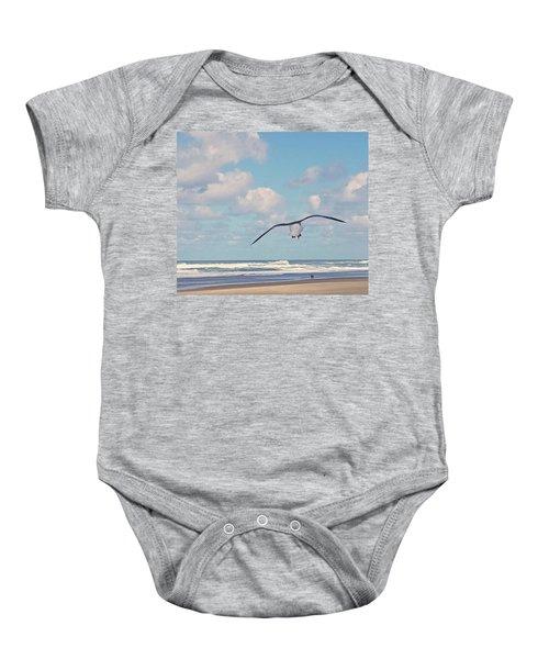 Gull Getaway Baby Onesie