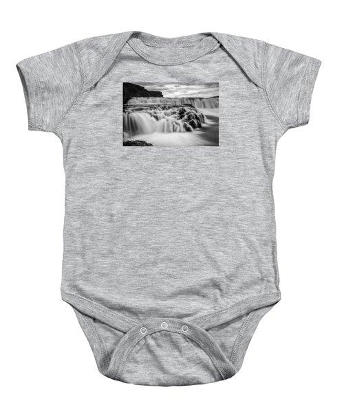 Gullfoss Baby Onesie