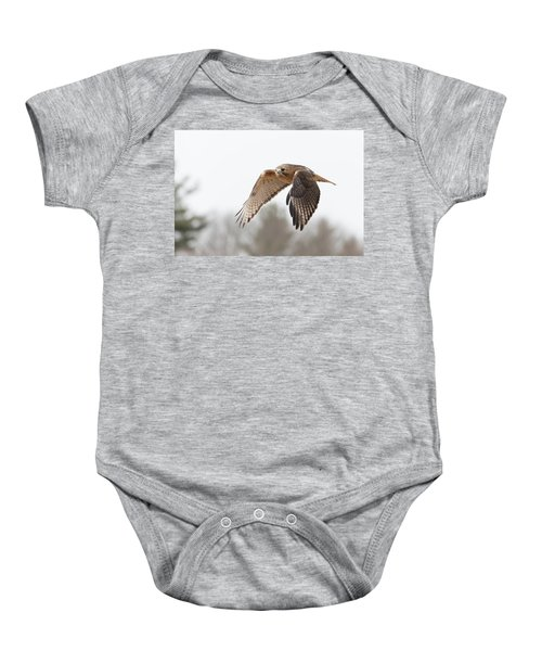 Hal Takes Flight Baby Onesie