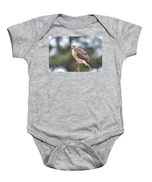 Hal The Hybrid Portrait 3 Baby Onesie