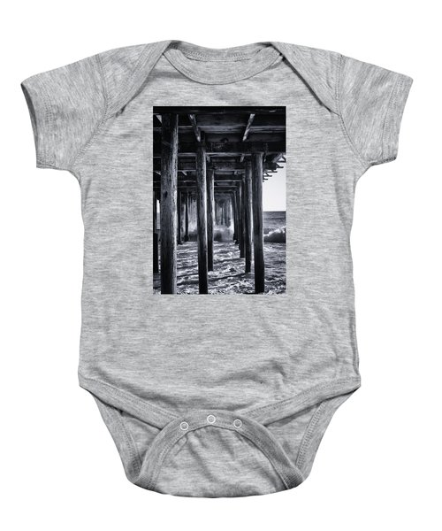 Hall Of Mirrors Baby Onesie