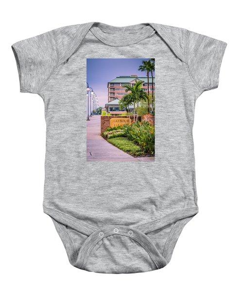 Harbour Island Retreat Baby Onesie