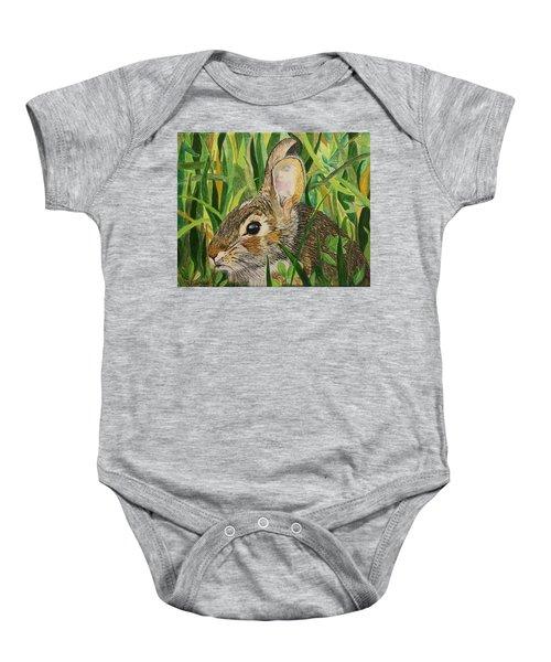 Hare's Breath Baby Onesie