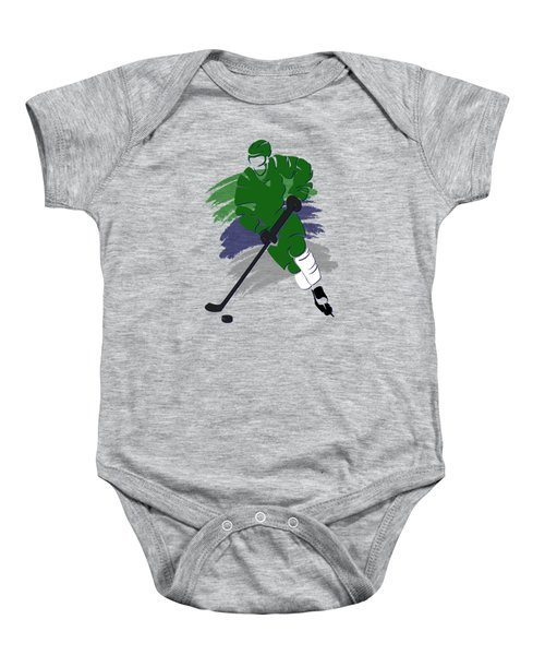 Hartford Whalers Player Shirt Baby Onesie