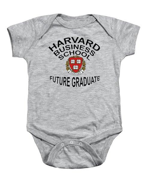 Harvard Business School Future Graduate Baby Onesie