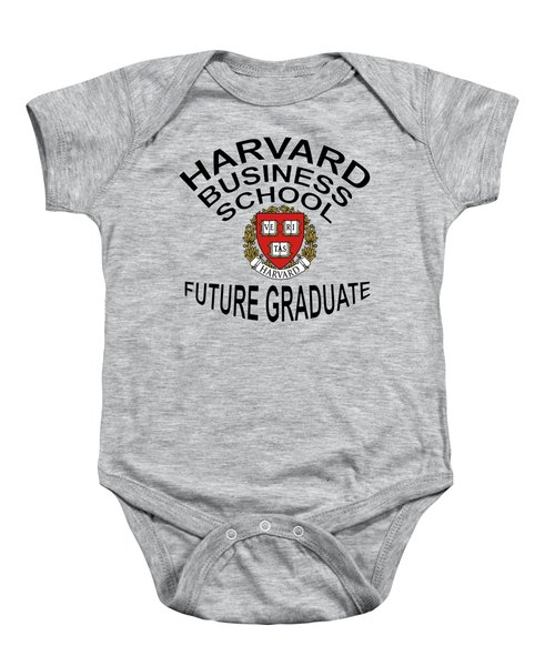 Harvard Business School Future Graduate Baby Onesie