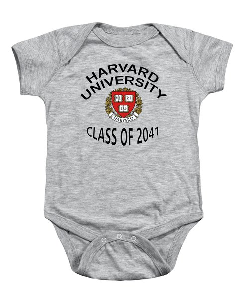 Harvard University Class Of 2041 Baby Onesie