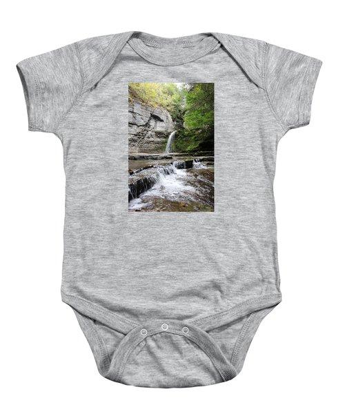 Eagle Cliff Falls II Baby Onesie