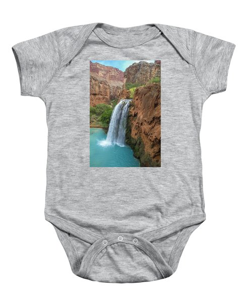 Havasu Falls Grand Canyon Baby Onesie