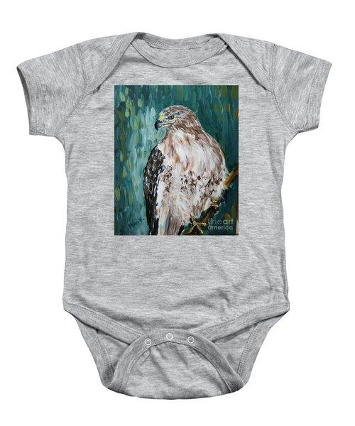 Hawk Baby Onesie