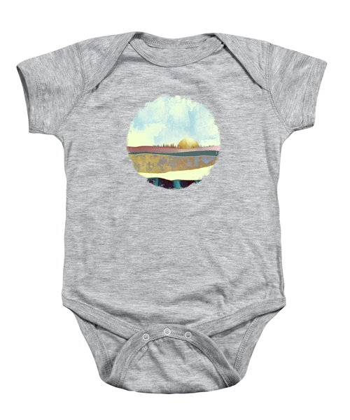 Hazy Afternoon Baby Onesie