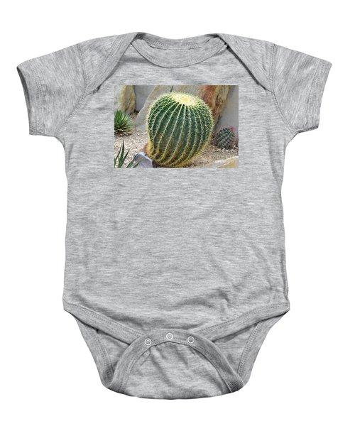 Hedgehog Cactus Baby Onesie