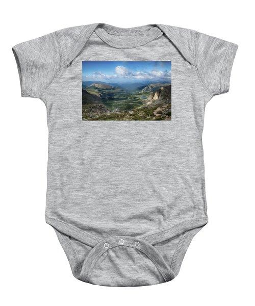 Helms Lake Valley 2 Baby Onesie