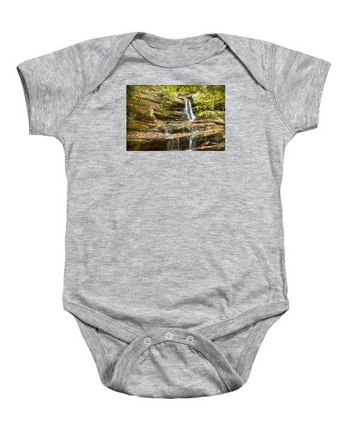 Hidden Falls-hanging Rock State Park Baby Onesie