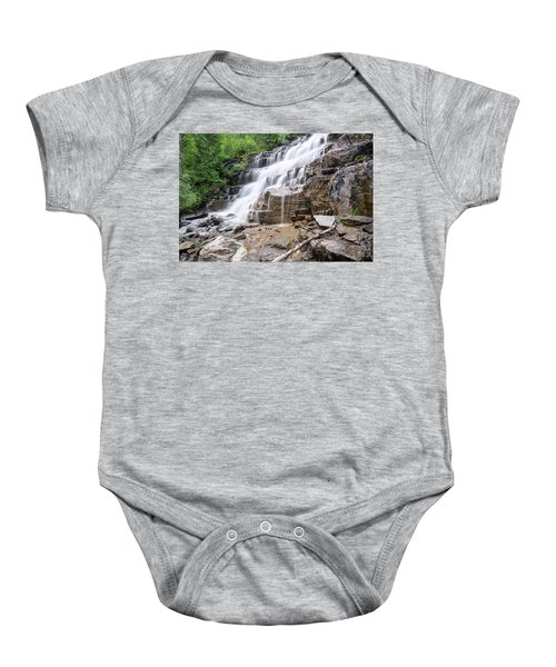 Hidden Waterfalls Baby Onesie