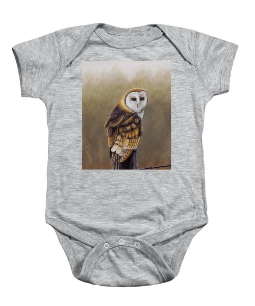 His Majesty Sits Baby Onesie