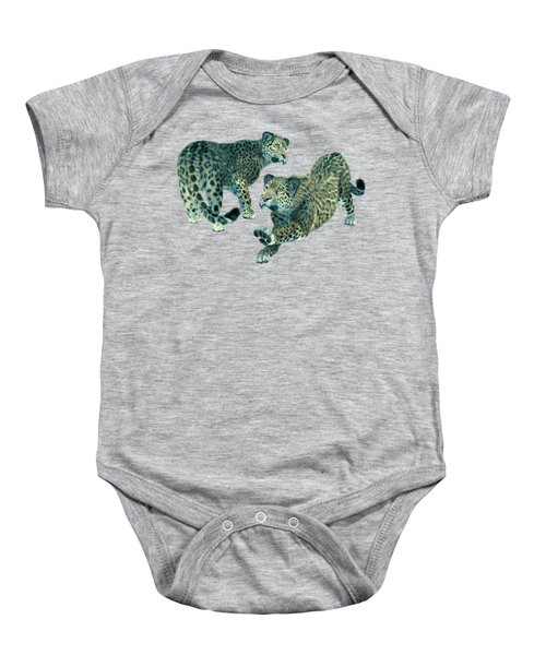 Holidays On Ice Baby Onesie